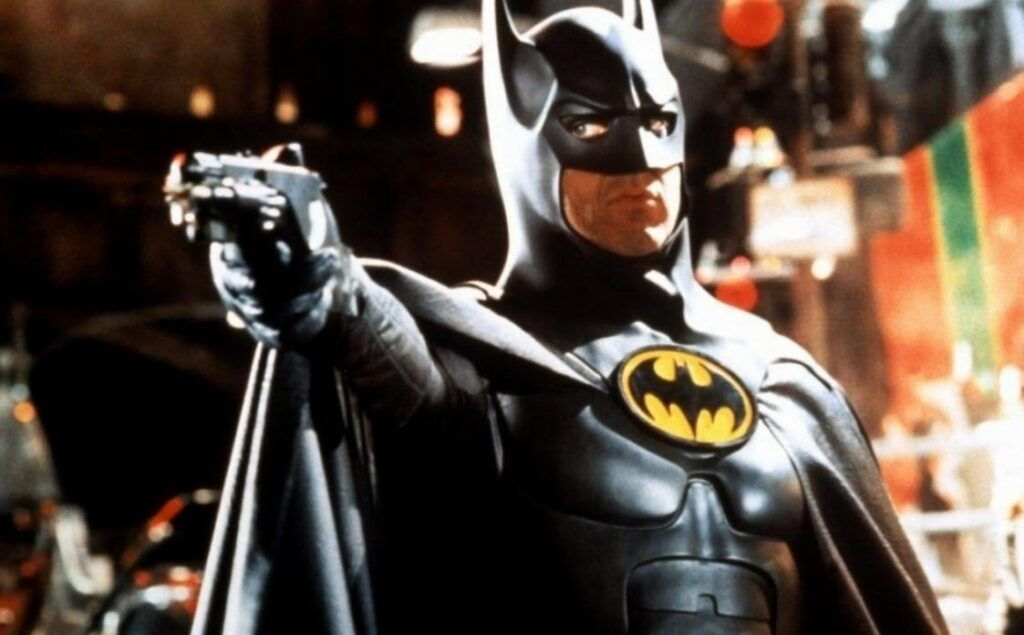 Le flash mettra en vedette Michael Keaton en costume de Batman